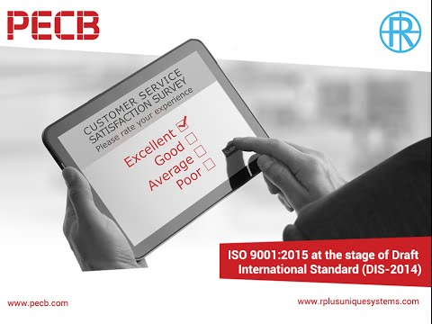 ISO 9001:2015 at the stage of Draft International Standard DIS 2014