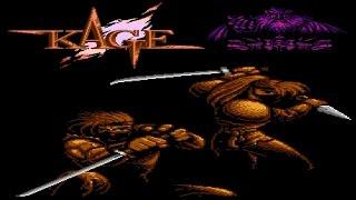 Yami no Shigotonin Kage (闇の仕事人 / KAGE) (Shadow Of The Ninja) - NES Longplay - NO DEATH / NO MISS RUN