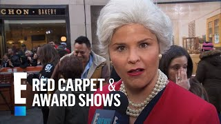Repeat youtube video Jenna Bush Hager Reveals Halloween Plans in NYC | E! Live from the Red Carpet