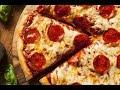 طريقة عمل البيتزا طريقة عمل بيتزا هت ~ في البيت ~ مع مكوناتها السرية 🍕 بيتزا الببروني الرائعة 😍 فيديو من يوتيوب