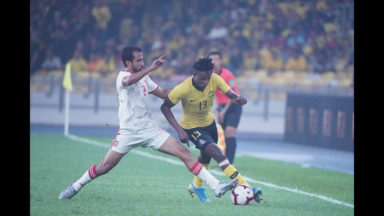 MD 2 Group G Asian Qualifiers : Malaysia 1 - 2 UAE
