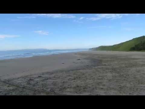 Sunset State Beach, Watsonville CA - 360 Degree View