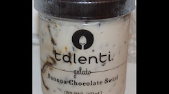 Talenti Gelato: Banana Chocolate Swirl Review