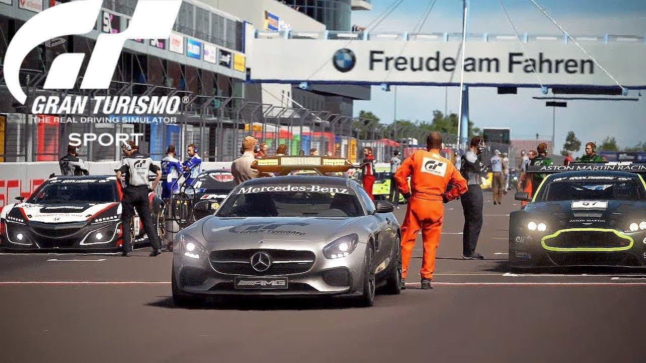 gran turismo sport demo circuit racing is crazy fast youtube rh youtube com