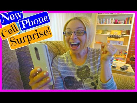 😱SURPRISING MY WIFE WITH A NEW CELL PHONE!😱 (DAY 653)