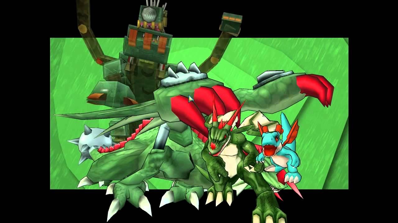 sacando dracomon green  digimon masters  youtube