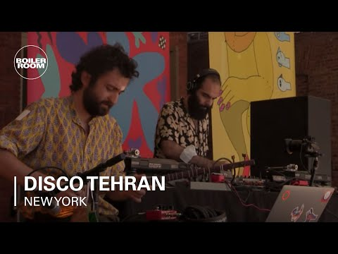 Disco Tehran | MoMA PS1: Warm Up | Boiler Room