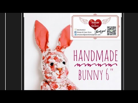 "Handmade Bunny 6"""