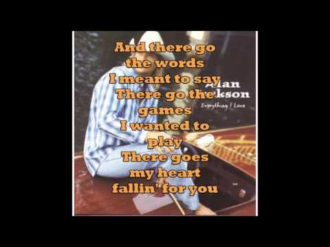 Alan Jackson -There Goes lyrics