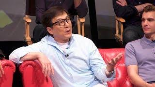 Jackie Chan talks LEGO NINJAGO Movie Sequels