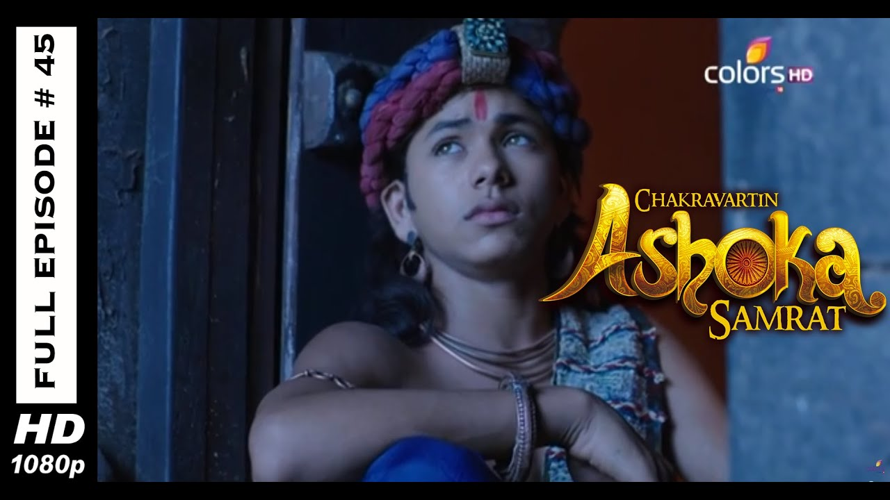 Image result for ASHoka samrat episode 45