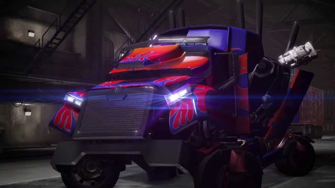 Transformers Rise Of The Dark Spark Official Reveal Trailer Youtube