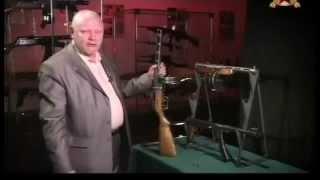 Стрелковое оружие Второй Мировой войны.