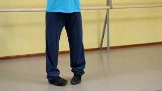 Народные танцы. Самопляс Урок 10 Гармошка. Accordion