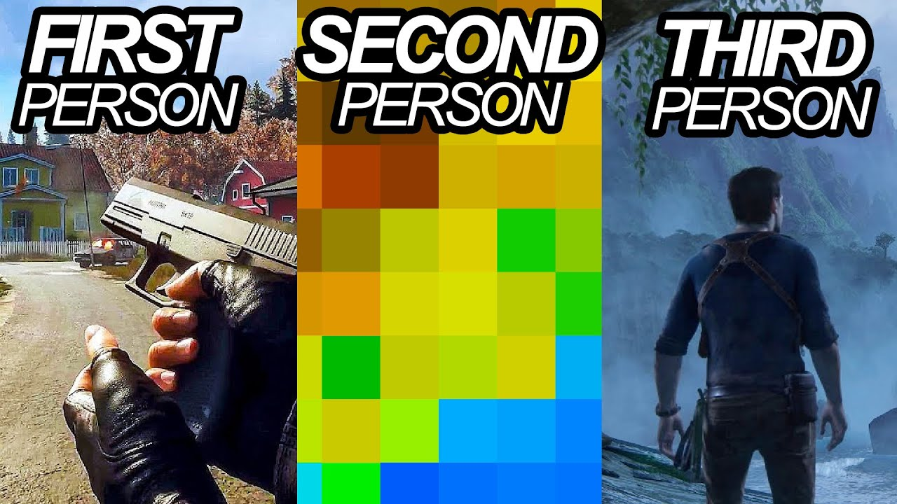"""Download This Is What a """"Second-Person"""" Video Game Would Look Like"""