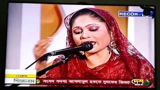 Amar shopno Sotti holo Tania Nahid