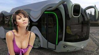 Лучшие автобусы с дорогим тюнингом