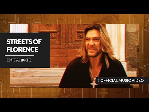 EDU FALASCHI l Streets of Florence | Official Music Video