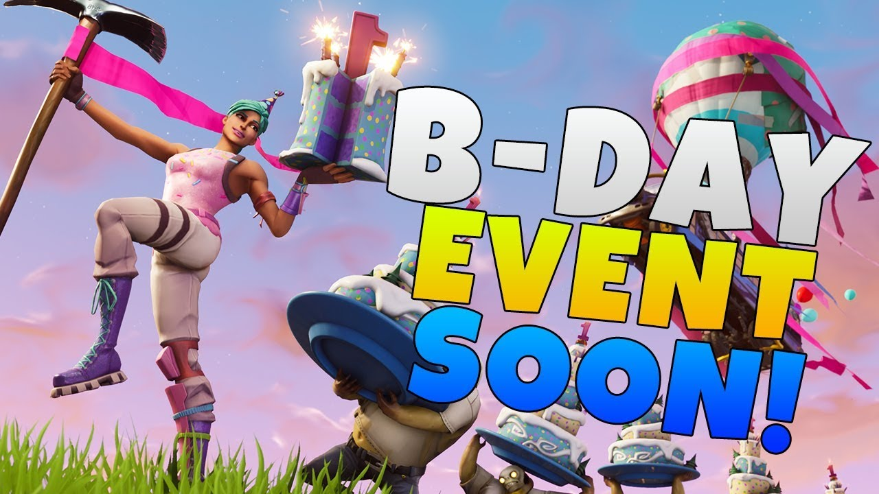 fortnite birthday event Fortnite Birthday Event Update | Fortnite New Limited Time Event  fortnite birthday event