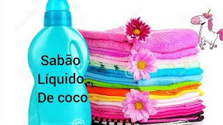 Receita de Sabão de Coco Multiuso – Caseiro