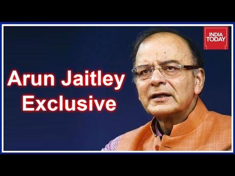 FM Arun Jaitley Exclusive Interview On Economy, Politics & Religion