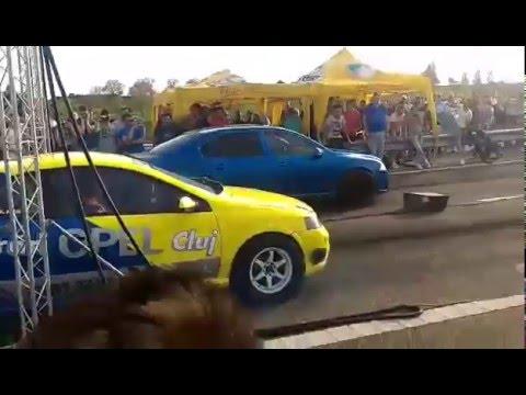 900 hp Skoda Octavia Bimoto vs Opel Astra