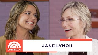 Jane Lynch Talks Partner, Favorite Roles & Spiciest Food | Six-Minute Marathon With Savannah | Today