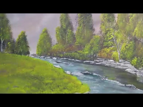 #DamiART – Easy Landscape For Beginners