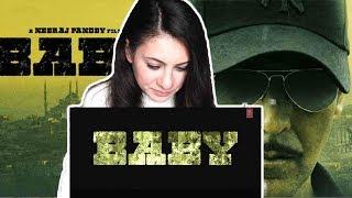 BABY TRAILER | BOLLYWOOD REACTION IV