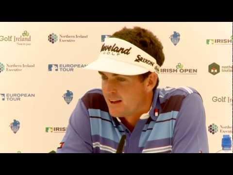 Irish Golf Open 2012 - welcomes Darren Clarke, Rory Mcllroy, Graeme McDowell