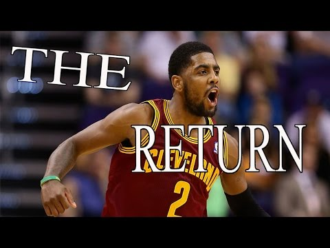 """Kyrie Irving 2015-2016 HYPE """"The Return""""HD"""