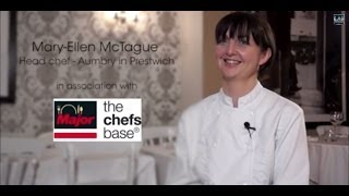 Mary-Ellen McTague from Aumbry Manchester talks Heston, The Fat Duck and more