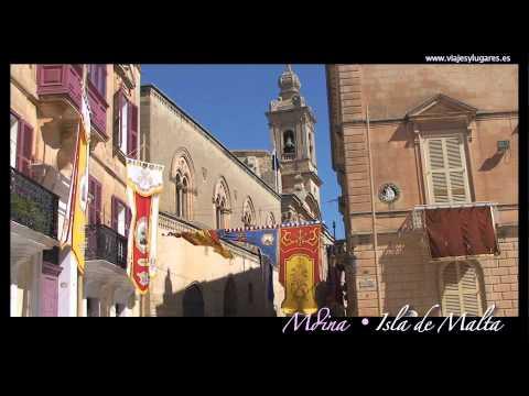 Mdina, la ciudad del Silencio • Isla de Malta