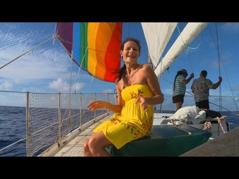 Sailing in Rarotonga - Cook Islands Travel Video Guide