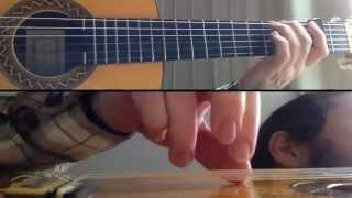 3-Finger Picado - from Solea by Paco Pena