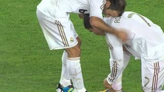 فيديو ... هدف كريستيانو رونالدو في مرمى برشلونة في كأس السوبر - 17 أغسطس 2011