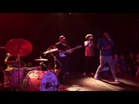 JGivens live @ The Roxy - Misconceptions 3 & #SameTeam