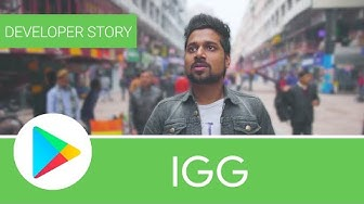 Android Developer Story: IGG finds success in India with Google Play