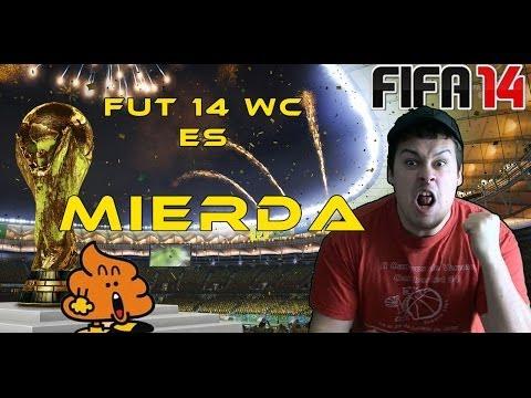 Fifa 14 World Cup es MIERDA