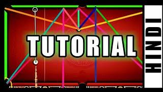 Bank Shot Tutorial | 8 Ball Pool | How To Do Bank Shots [Hindi]