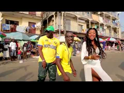 J-Rio ft Arielle T & Ba'Ponga - Sors Ca Panthere (CAN 2015)