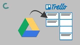 Como usar Trello e Google Drive juntos | Tutorial Trello.
