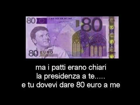 Volevo 80 euro cover enry