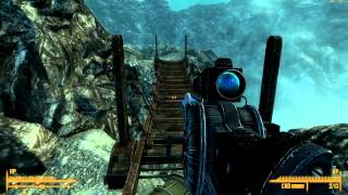 Fallout 3 GOTY Gameplay, Part 94: Through the Anchorage Cave Outpost (Let