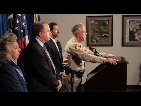 Las Vegas Mass Shooting at Mandalay Bay -- FULL PRESS CONFERENCE