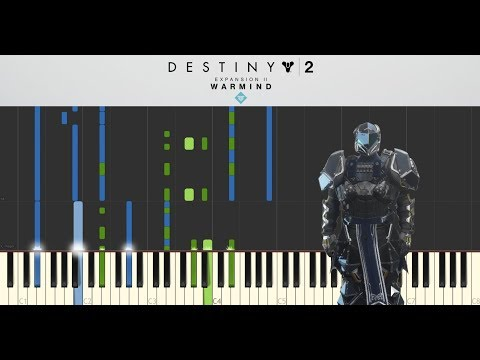 Destiny 2: Warmind - Orbit Music - 2 Piano Tutorial thumbnail