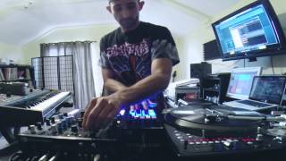 """Out The Speakers - TEEKO (LIVE RE-FREAK) - """"DONE IN ONE"""" GOPRO"""