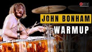 The John Bonham Warm Up