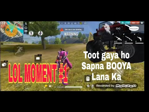 Lol moment By MAYOR |FREE FIRE