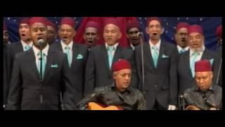 Marines Malay Choir 1st Prize Nederlands Lied